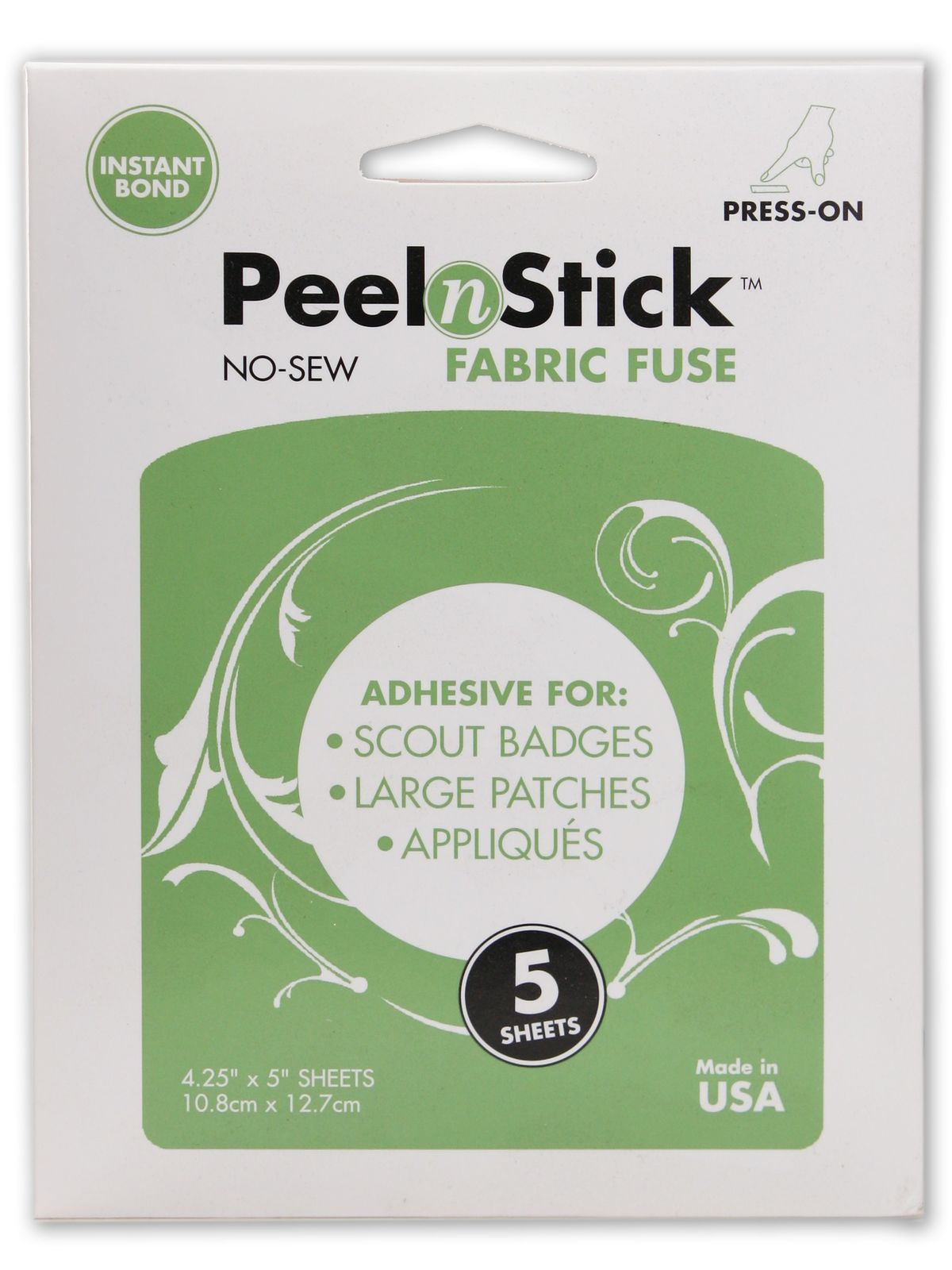 Fabric Fuse Adhesive pack of 5 sheets