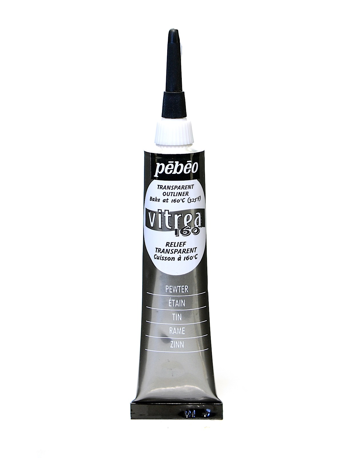 Vitrea 160 Outliners pewter 20 ml
